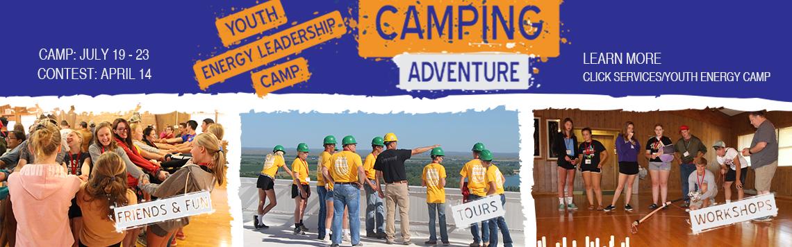 Youth Energy Leadership Camp